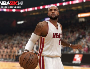 2K Releases First 'NBA 2K14' Next Gen Screenshot