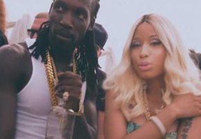 Mavado ft. Nicki Minaj - Give It All To Me (Music Video)