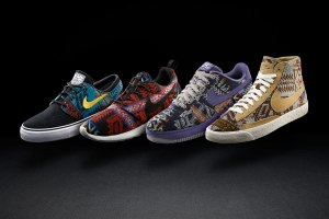 Pendleton x NIKEiD Holiday 2013 collection