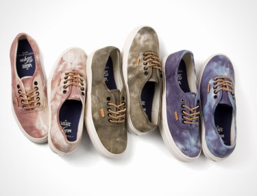 Vans x DQM HBT Authentic Pack