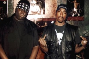 Tupac and Notorious B.I.G.