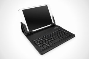 oxwave's Elite Leather Keyboard Buddy Folio Case