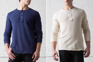 Alternative's Holiday 2013 Henley Pack