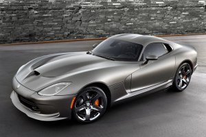SRT Viper GTS Coming In Anodized Carbon Special Edition