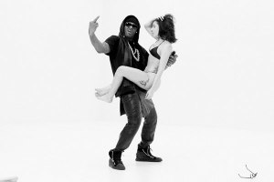 Lady Gaga and R. Kelly DO What U Want video