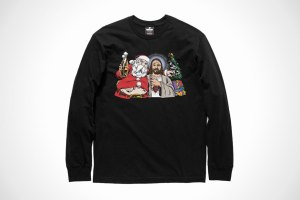 Undefeated x Mister Cartoon Holiday 2013 'Homies' T-Shirt