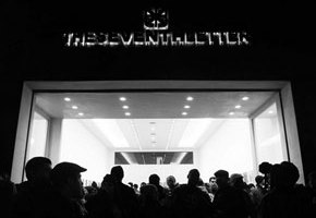 The Seventh Letter L.A. Store/Gallery Opening Recap