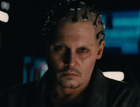 Transcendence (Official Trailer) (Starring Johnny Depp)