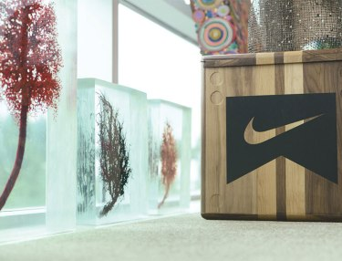 Inside The Office Of Nike CEO, Mark Parker