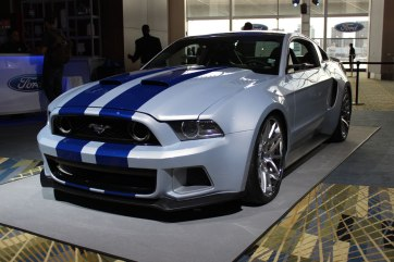 'Need For Speed' Ford Mustang - Ford NAIAS