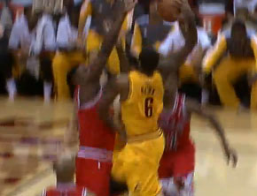 NBA Ballin: Earl Clark Dunks On Nazr Mohammed