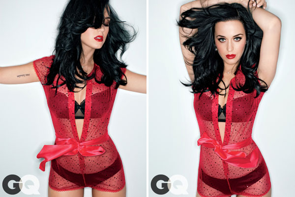 Katy Perry - GQ Feb. 2014