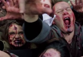 'The Walking Dead' Zombies Prank New Yorkers