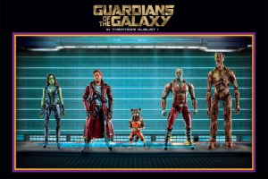 Hasbro Guardians of the Galaxy Action-Figure Series