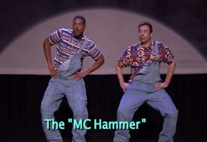 Evolution Of Hip-Hop Dancing By Will Smith, Jimmy Fallon