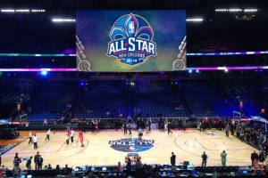 2014 NBA All-Star Weekend Recap (In Photos)