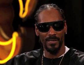 Snoop Dogg Talks SXSW, Willie Nelson With Jimmy Kimmel
