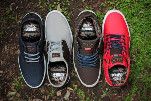 Vans OTW Collection Spring 2014: Soldier Pack