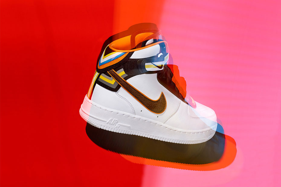 Nike x Riccardo Tisci - R.T. Air Force 1 Collection 4684b8980acd