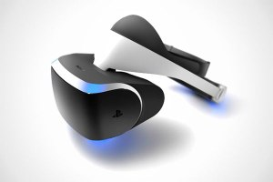 Sony Project Morpheus VR Headset For PS4