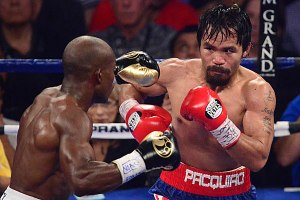 Manny Pacquiao wins against Timothy Bradley