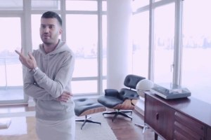 Take A Tour Of A-Trak's Home In Brooklyn