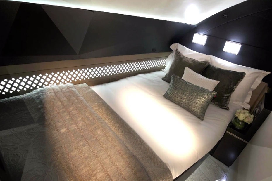 Etihad Airways Introduces $20K Airplane Cabins