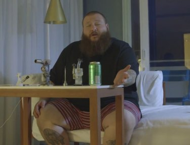 Adventure Time with Action Bronson: Welcome Home Big Body