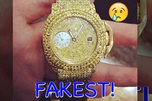 Jeweler Says He Didn't Sell CeeLo A Fake Watch