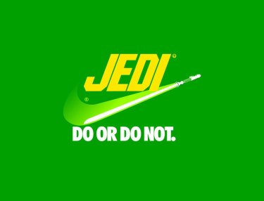 Brand Wars: Logos flipped for Star Wars by Barn Bocock