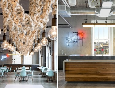 Yelp's San Francisco HQ By Studio O+A