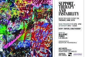 Mint&Serf - Support, Therapy and Instability Book Release