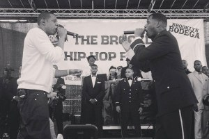 Jay Electronica Brings Out Jay Z At 2014 Brooklyn Hip Hop Festival