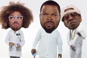 Ice Cube ft. Redfoo, 2 Chainz - Drop Girl (Video)