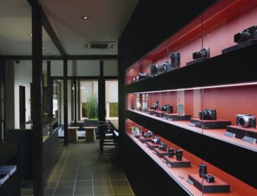 Inside Leica's Kyoto, Japan Store