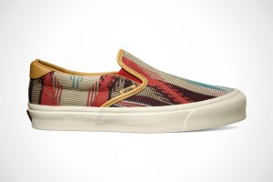 Taka Hayashi x Vault By Vans TH OG Classic Slip-On 59 LX