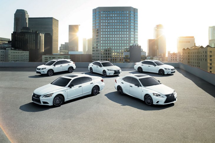 The Crafted Line By Lexus