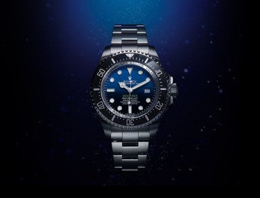 Rolex Deepsea With D-Blue Dial