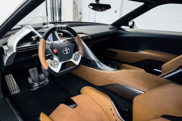 Toyota FT-1 Vision GT Graphite