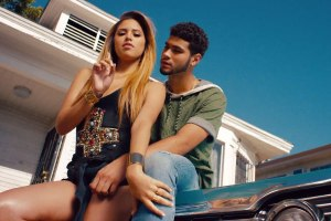 Jasmine V ft. Kendrick Lamar - That's Me Right There (Video)