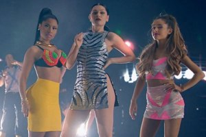 Jessie J, Ariana Grande & Nicki Minaj - Bang Bang (Video)