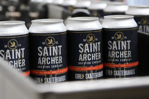 Saint Archer x Girl Skateboards Hoppy Pilsner