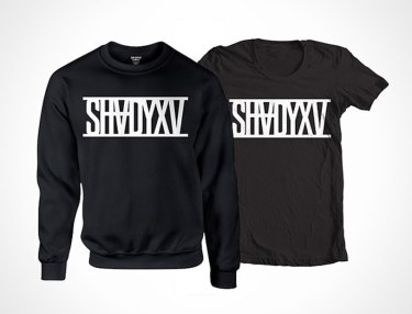 Eminem - SHADYXV merch