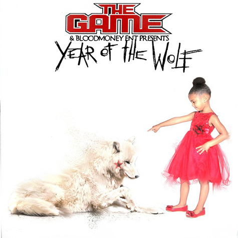 Game - Year Of The Wolf - cover