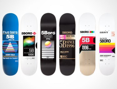 VHS Skateboards By 5BoroNYC