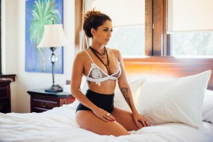 Tianna Gregory by Mat Abad