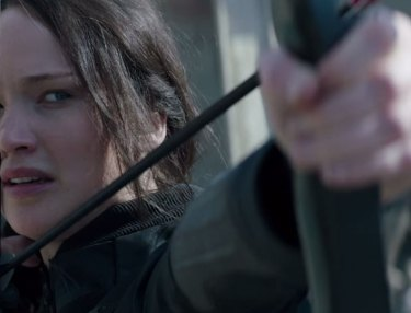 The Hunger Games: Mockingjay Part 1 (Trailer)