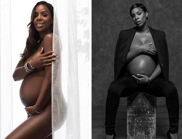 Kelly Rowland for Elle