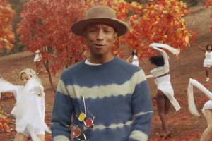 Pharrell ft. Daft Punk - Gust Of Wind (Video)