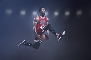 aed6558994fc Adidas Showcases D Rose 5 Boost With Derrick Rose